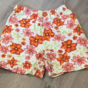 Just My Size…Elastic Waist Shorts…